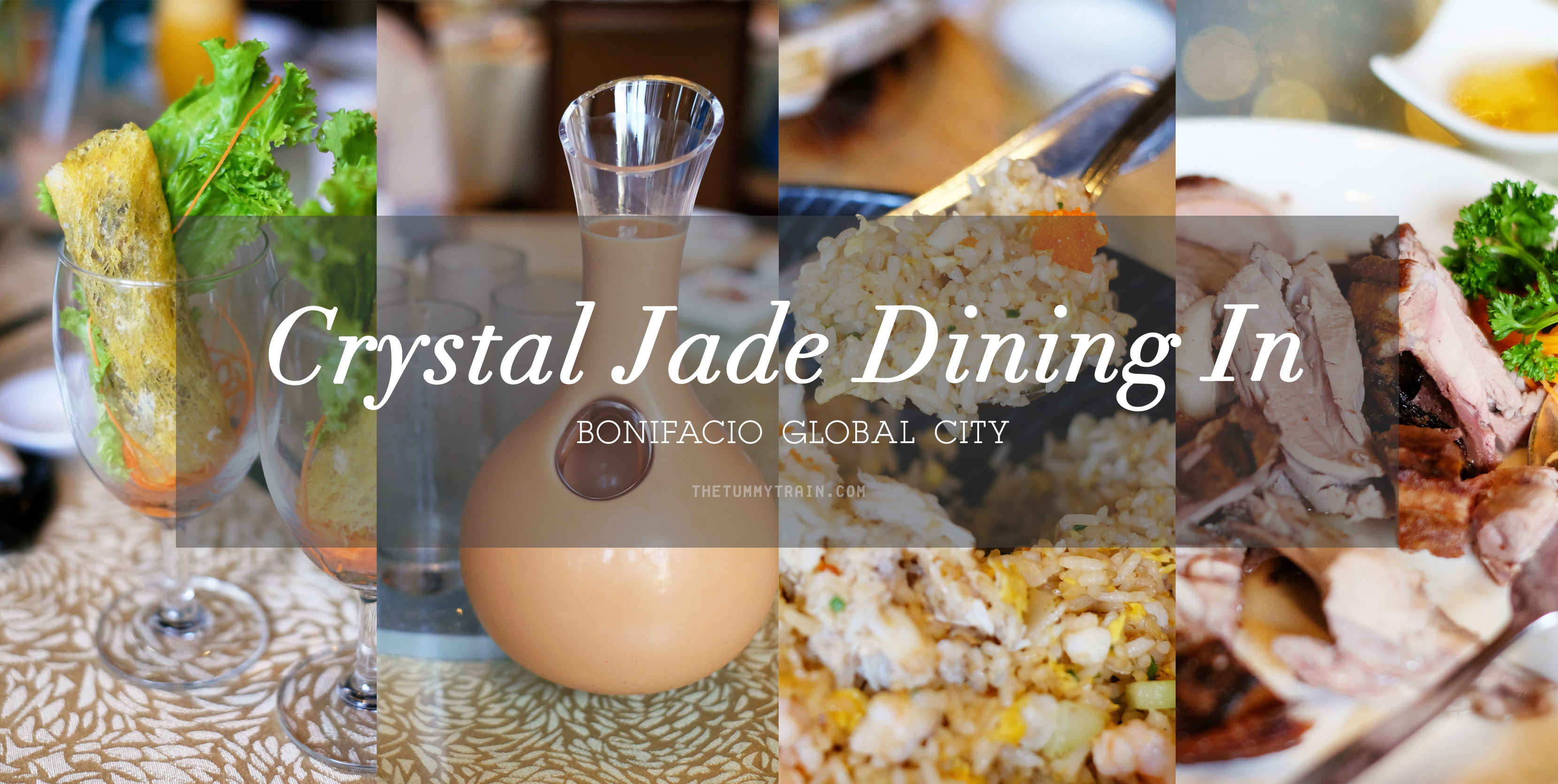 C Jade f image - Holiday celebrations with the Crystal Jade Dining In Set Menu