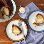 A first encounter leading to this Cacao Nib Coffeecake [VIDEO]