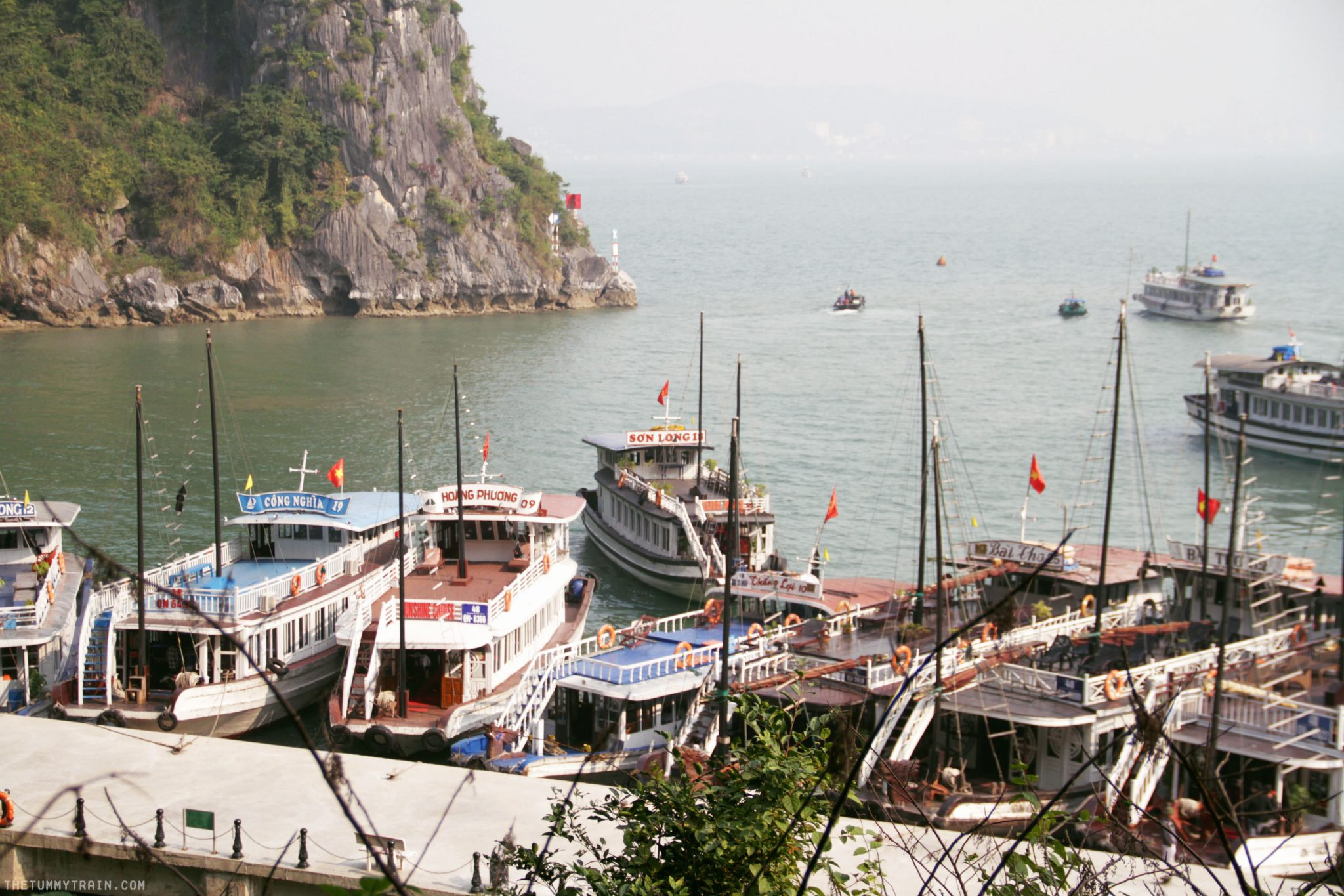 Halong COVER - This post about my Hanoi trip in 2013 is the ultimate throwback