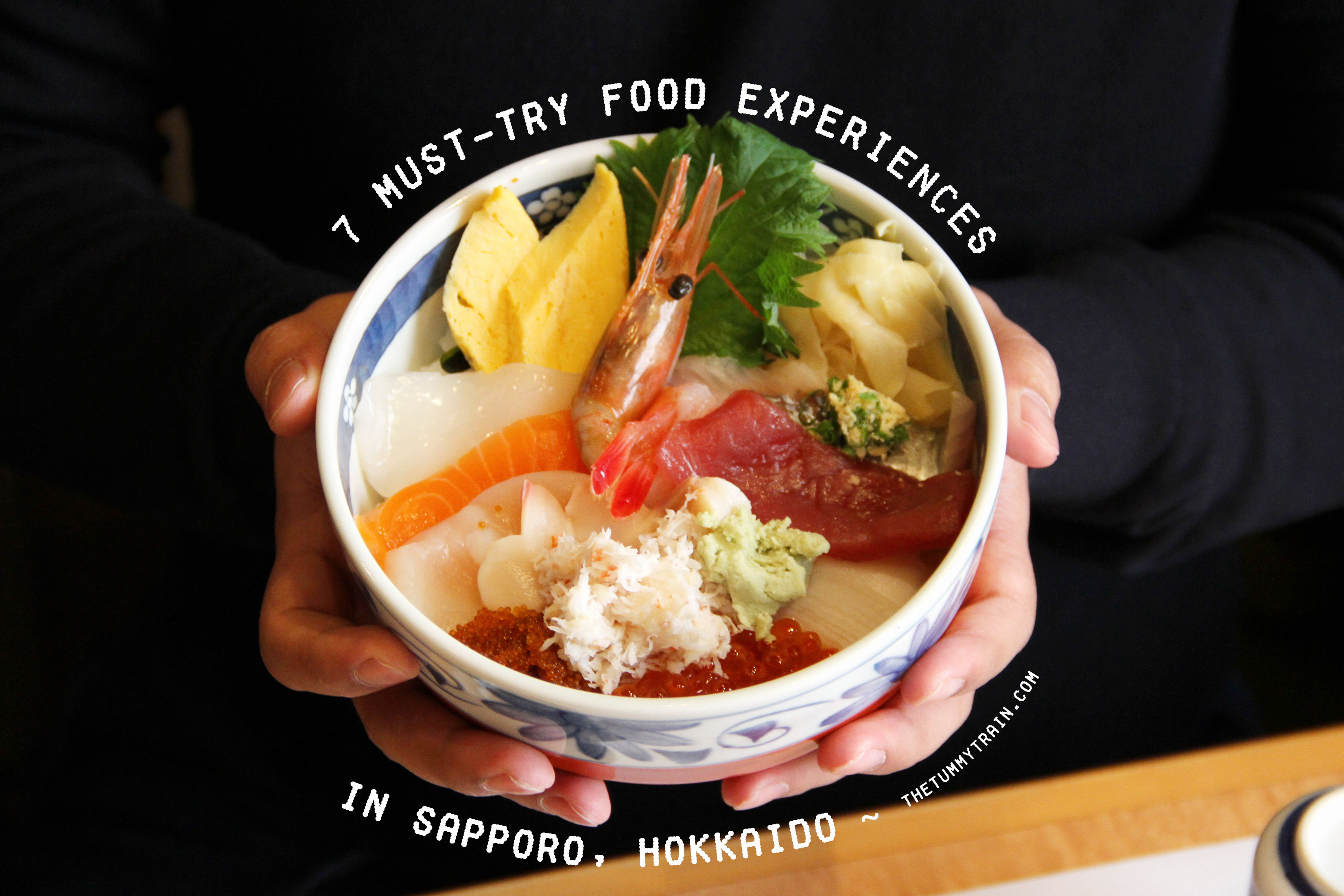 Food Experience Cover - 7 Foodie Experiences To Try for Your Sapporo Adventure
