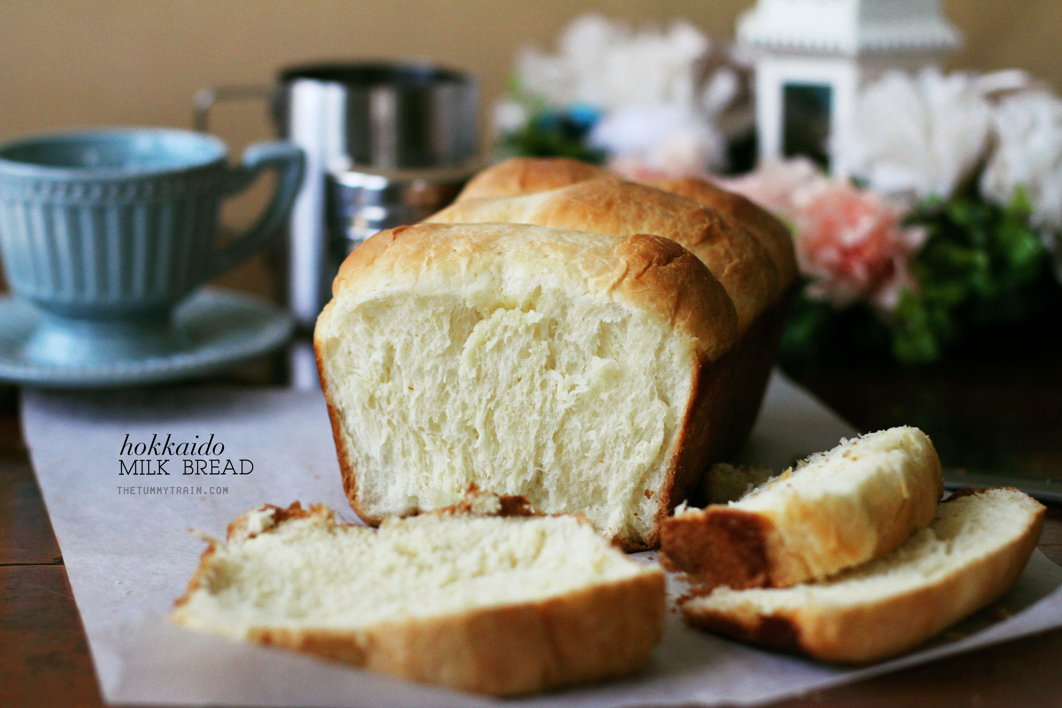 Hokkaido Milk Bread 1 - An unforgettable Hokkaido Milk Bread, and why everyone should be making it
