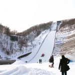 Sapporo Travel Diary 2017: Lifting off to the Okurayama Ski Jump Viewing Lounge