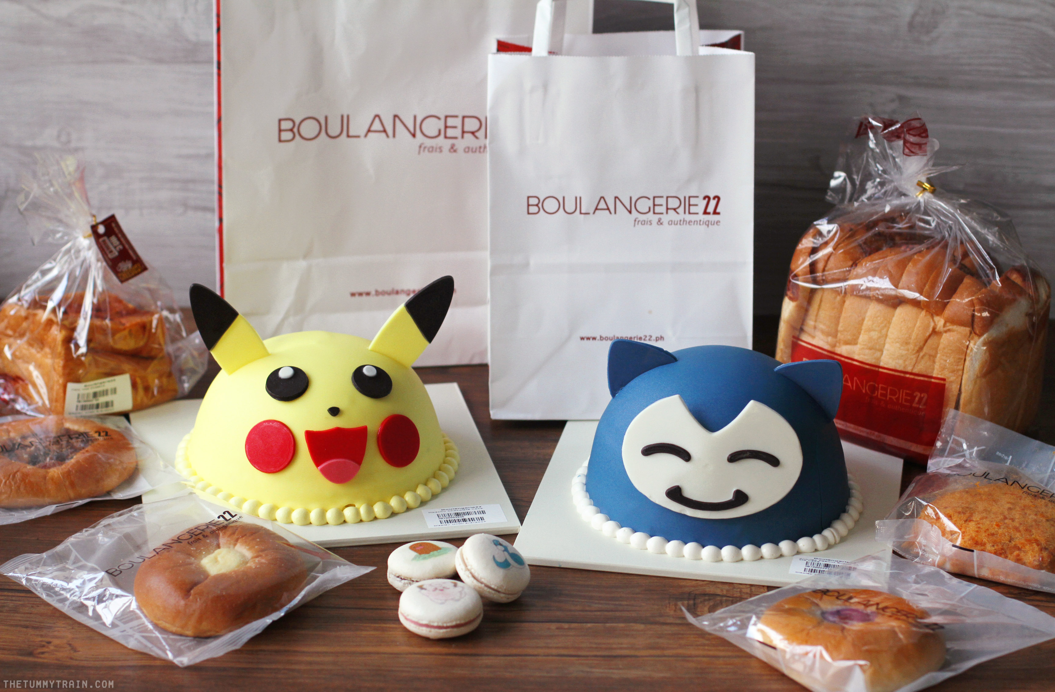 Boulangerie22 Pokemon Cakes 1 - Fuel your Pokemon Go craze with Boulangerie22 Pokemon Cakes