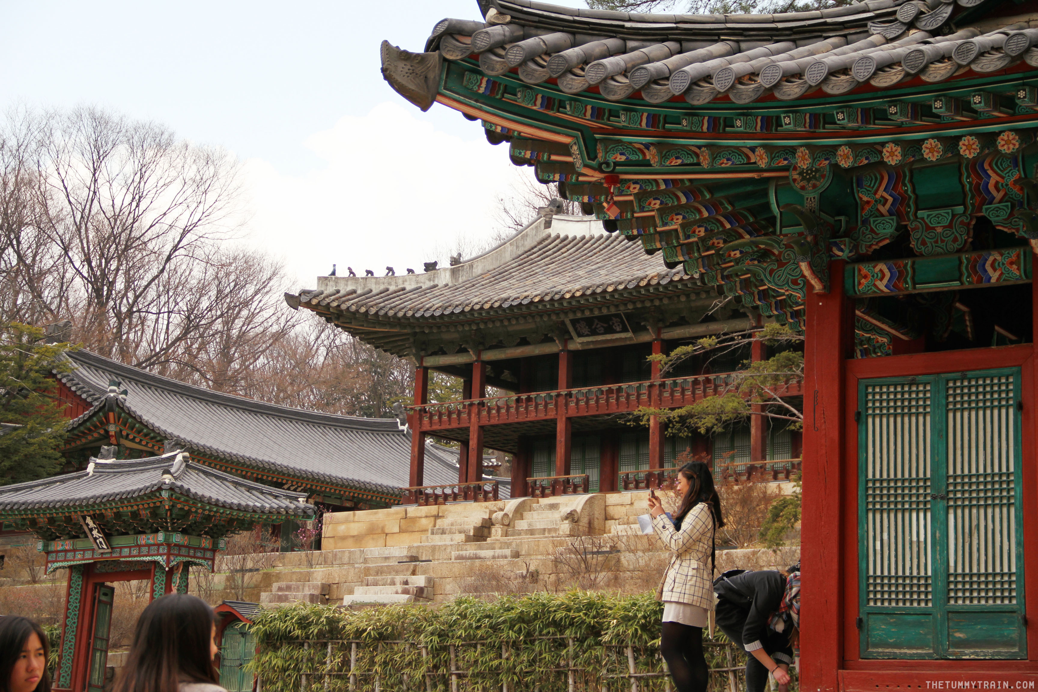 Changdeokgung COVER - Seoul-ful Spring 2016: Greeting the first blooms at Changdeokgung Palace