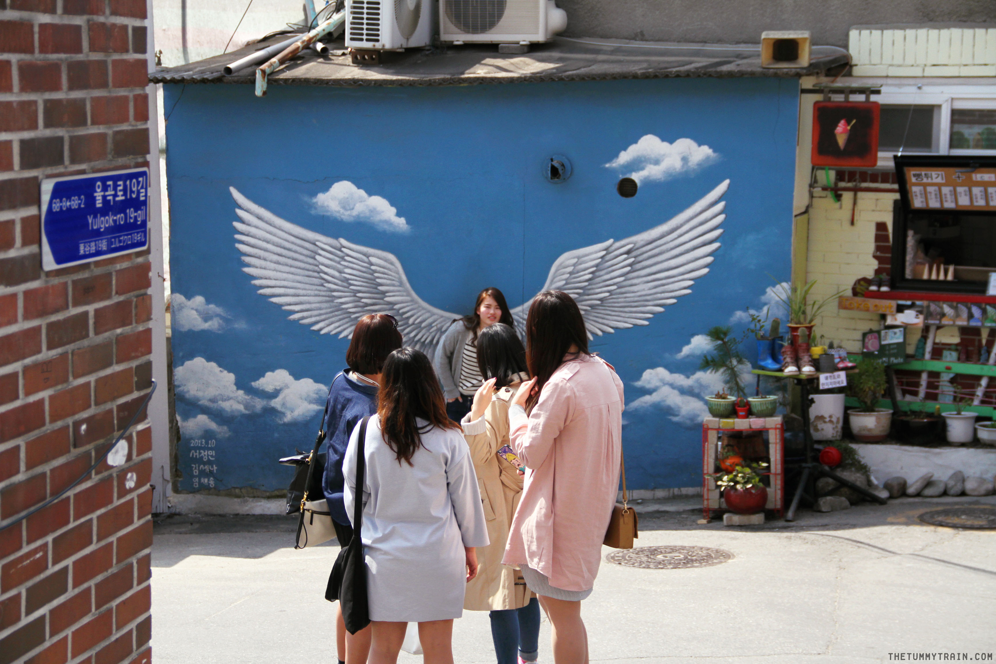 Ihwa Mural Village COVER - Seoul-ful Spring 2016: A mini exploration of Ihwa Mural Village