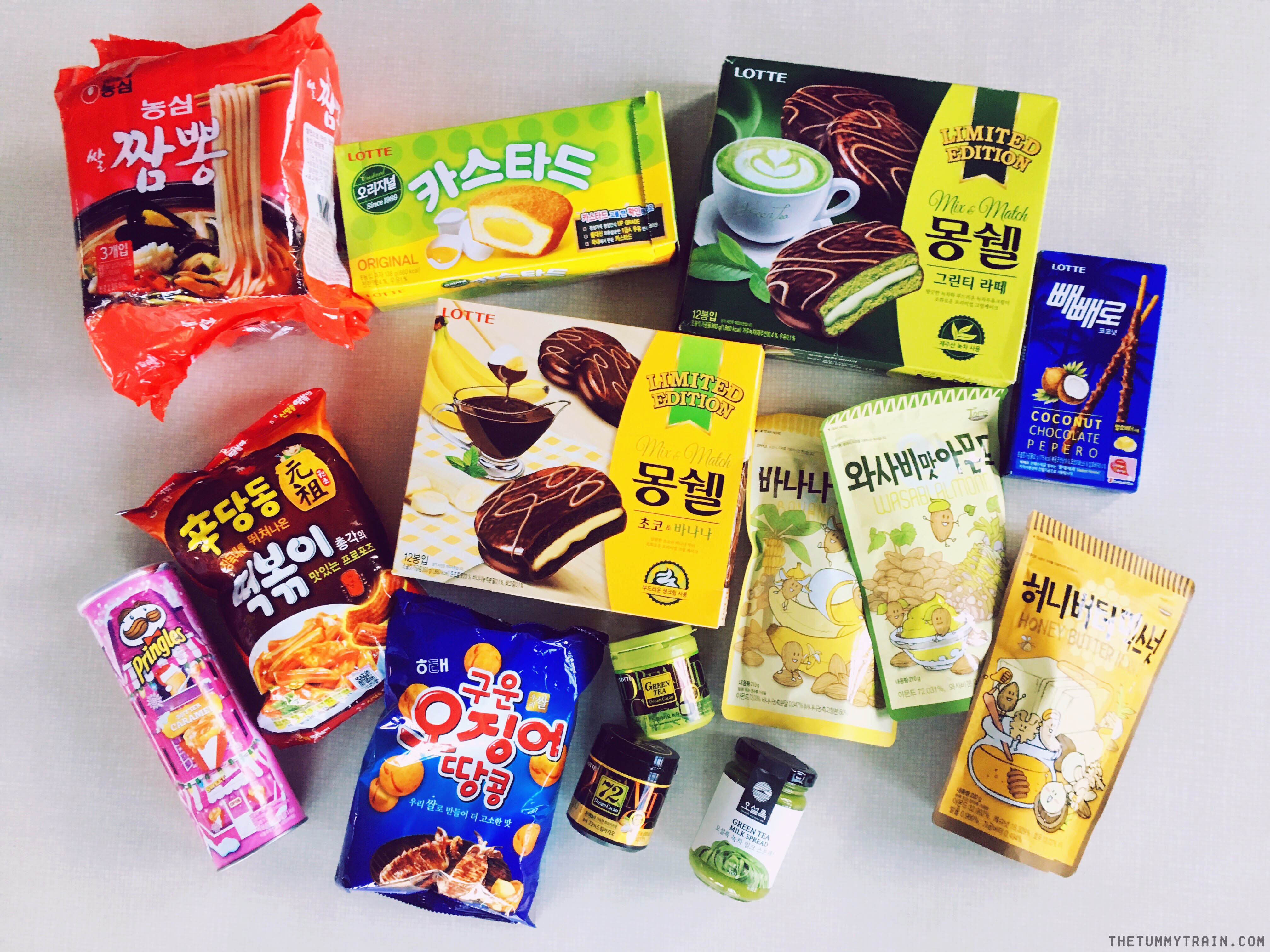 KSnacks 1 - Awesome Korean snacks to bring home from your trip! [Vol. 1]