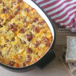 A perfectly filling US Potatoes and Eggs Breakfast Casserole to kick-start your day