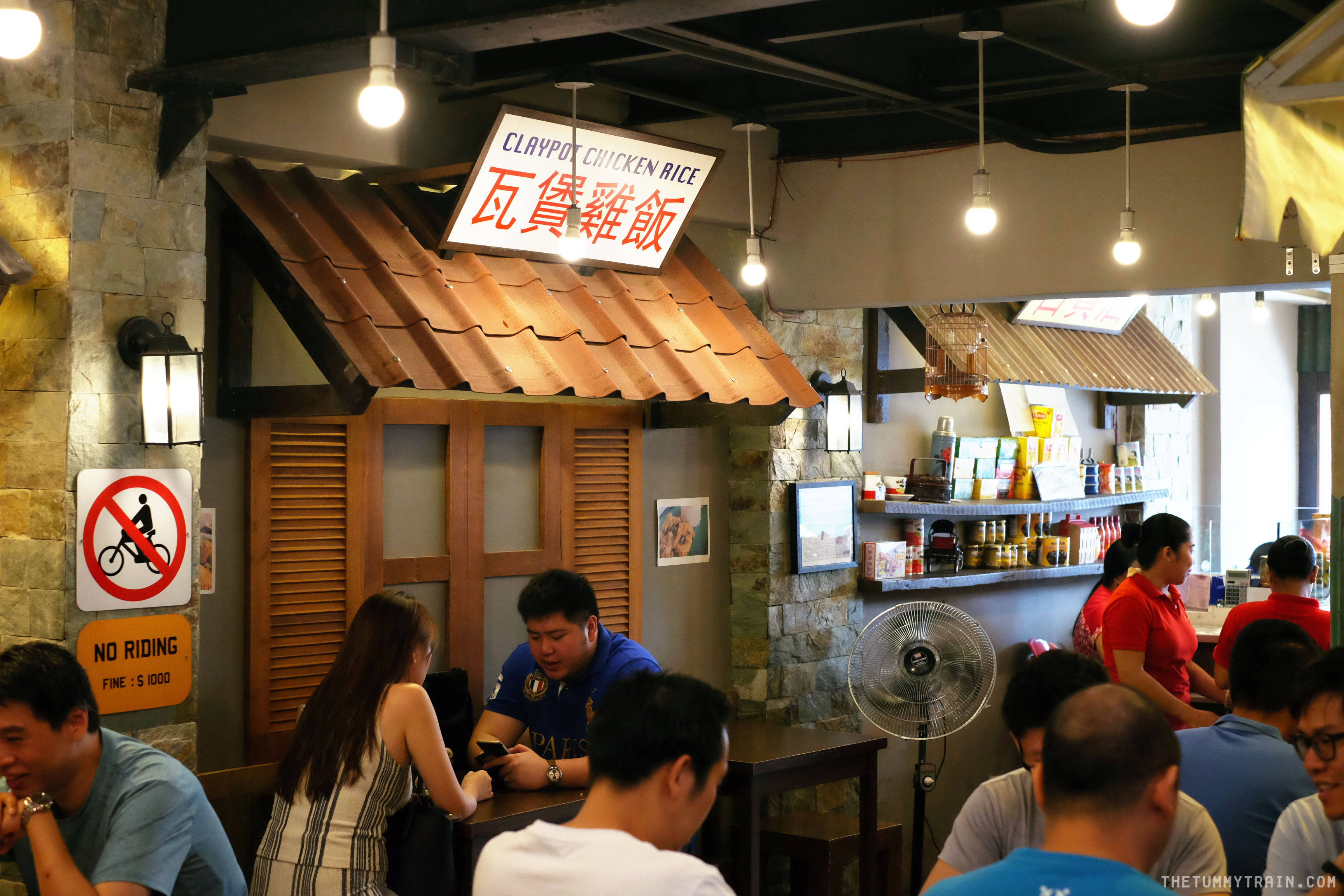 Shiok Shiok 1 - A full serving of Singaporean fare at Shiok Shiok QC
