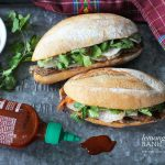 Making Easy Lemongrass Pork Banh Mi At Home