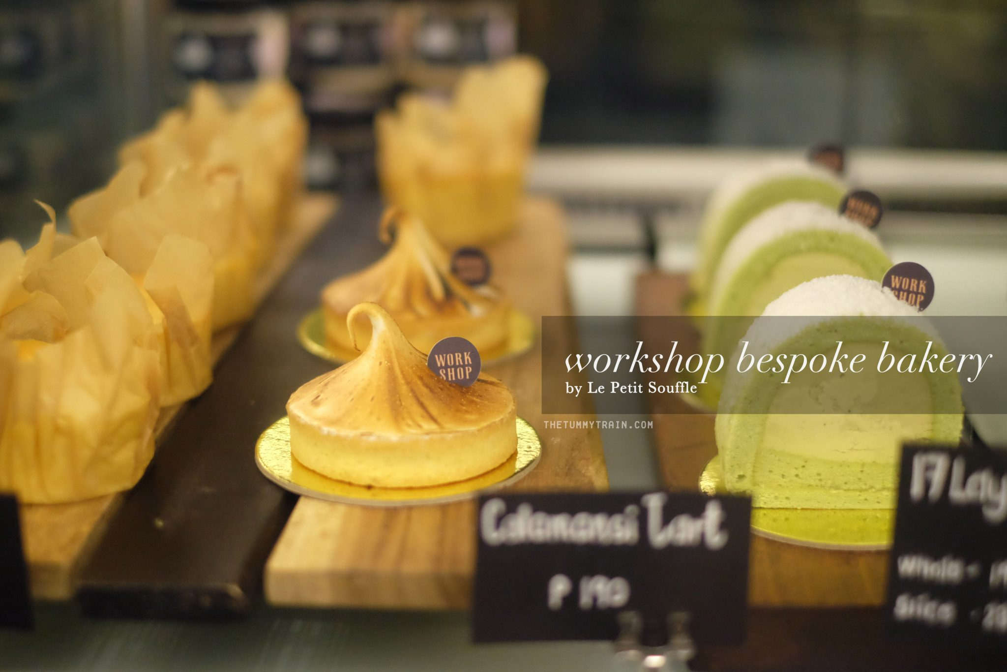 WORKSHOP COVER - Pastry Galore at Workshop Bespoke Bakery by Le Petit Souffle